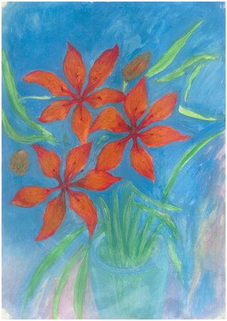 #1.6 Flower Portrait