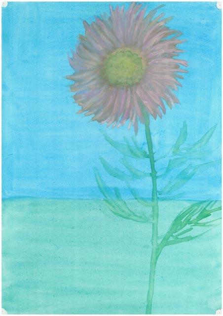 #2.61 Flower Portrait