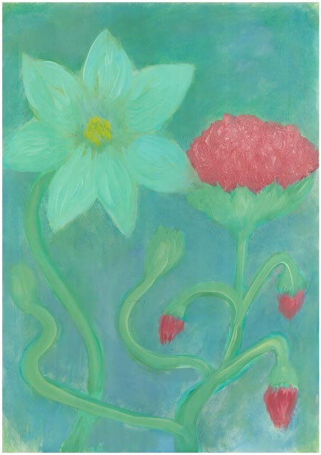 #2.76 Flower Portrait