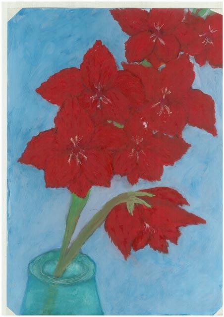 #2.48 Flower Portrait