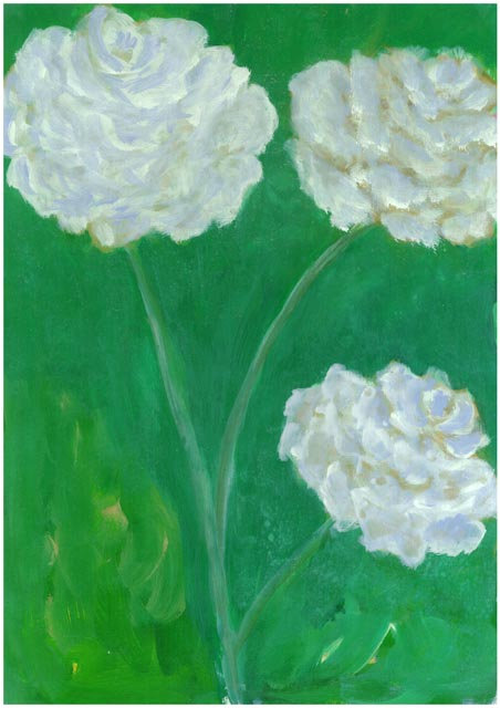 #2.154 Flower Portrait