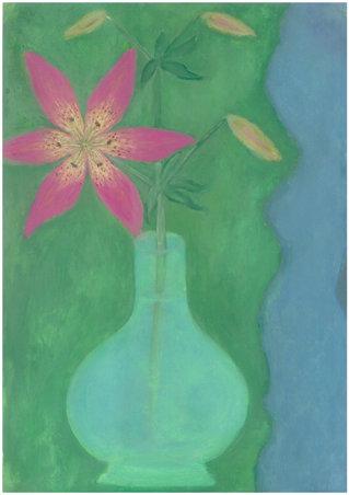 #1.11 Flower Portrait