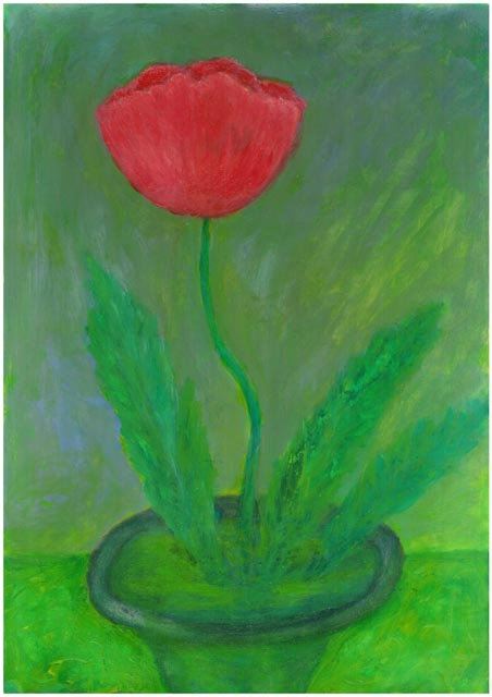 #2.24 Flower Portrait