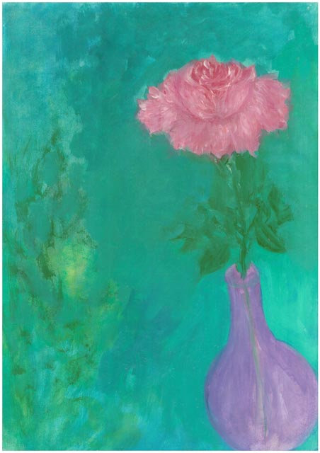 #2.150 Flower Portrait