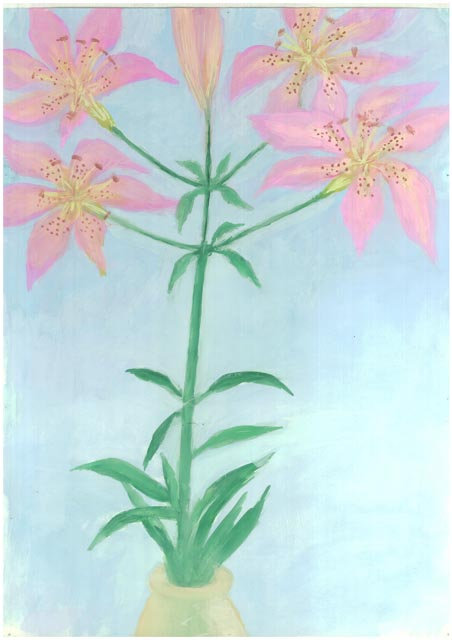 #2.80 Flower Portrait