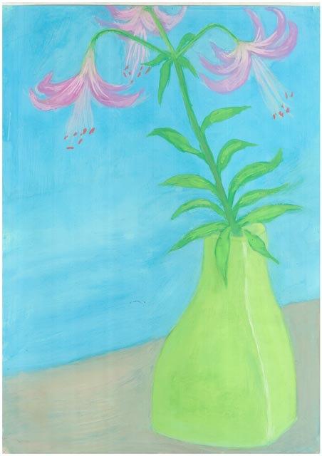 #2.39 Flower Portrait