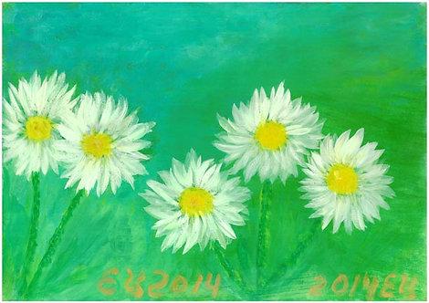 #2.86 Flower Portrait
