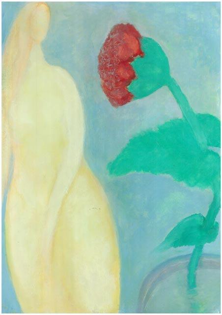 #2.33 Flower Portrait