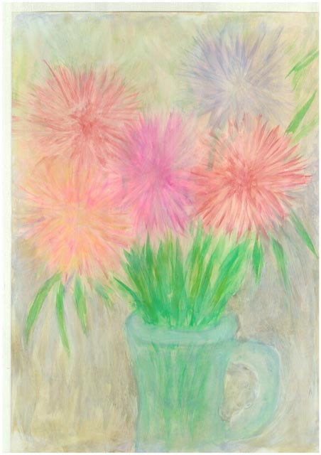 #2.103 Flower Portrait