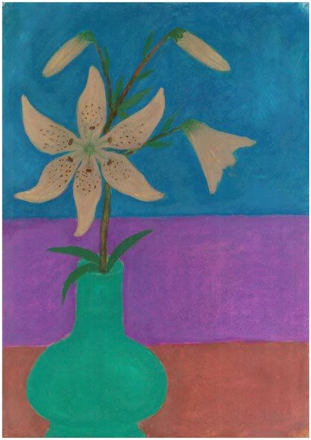 #2.118 Flower Portrait