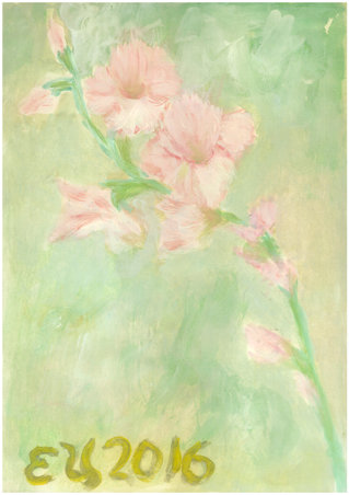 #1.46 Flower Portrait