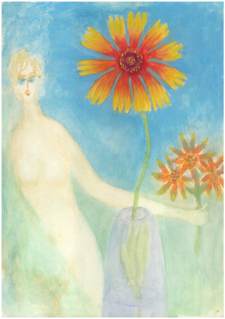 #1.13 Flower Portrait