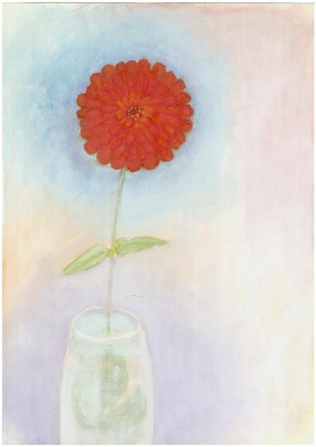 #2.37 Flower Portrait