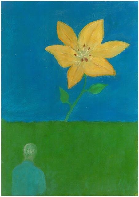 #2.125 Flower Portrait