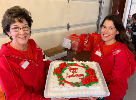 ASG-Anacortes is 4!