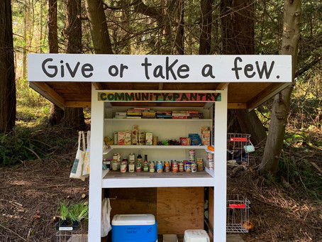 Guemes Community Food Pantry