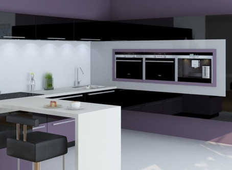 VARNISHED KITCHENS – TOP OF THE LINE QUALITY