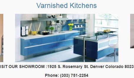 Kitchens for developers in Denver, Colorado