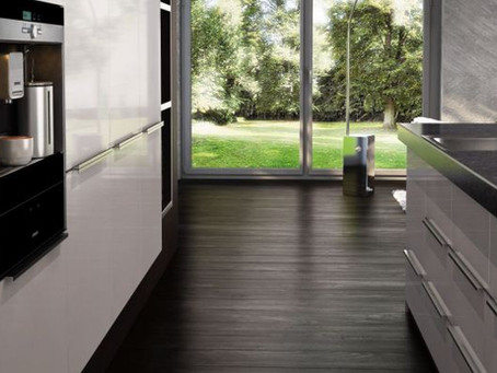 ACRYLIC KITCHENS WITH A WIDE RANGE OF FINISHES