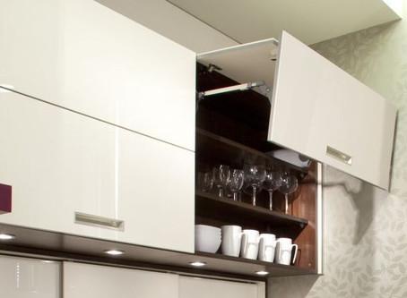 Clean Kitchen Designs: Scheer Style
