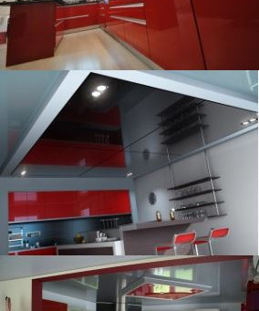 Don't Overlook Your Kitchen Ceiling