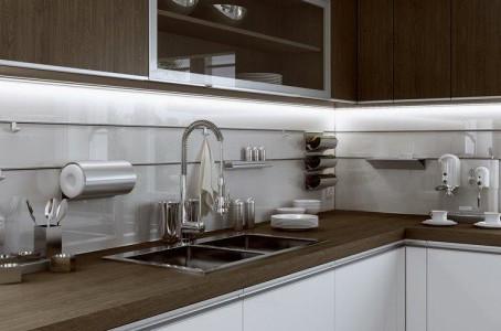 Fashionable Kitchens: Sleek and Minimal Munich Style