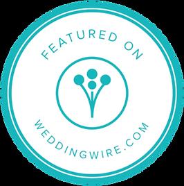 weddingwire button