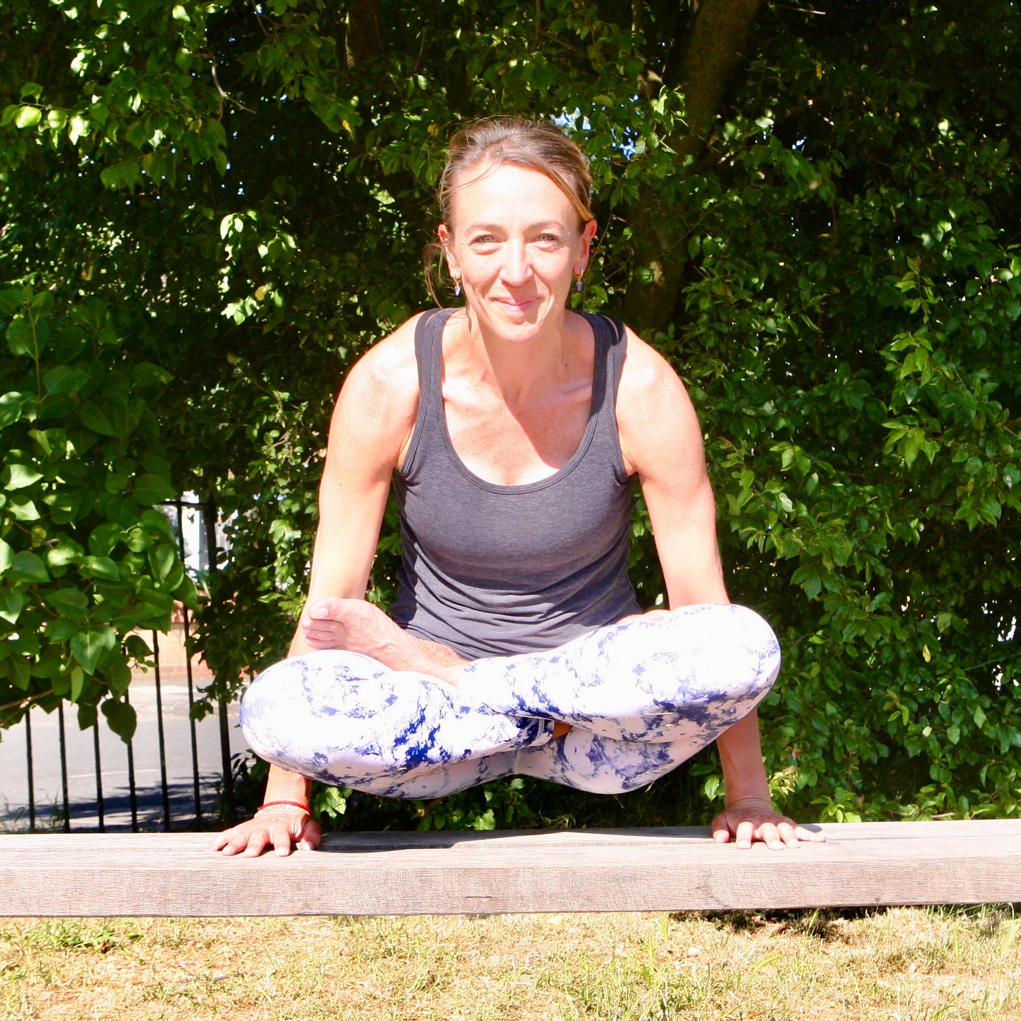 Thursday Lunchtime Power Yoga