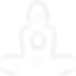 Yoga meditation icon W.png