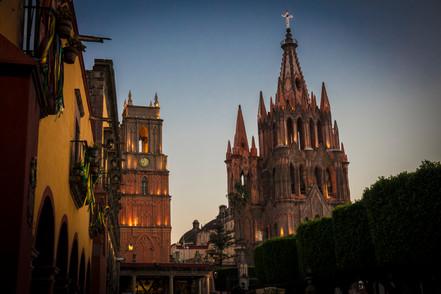 The City of San Miguel de Allente