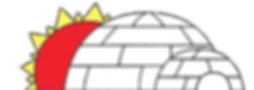 A Plus Heating and Cooling Igloo Logo