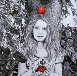 The Girl & the Apples