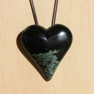 Heart, NZ Tangiwai