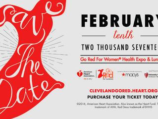 Heart Disease Awareness Month!