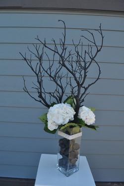 Black Twig Centerpiece