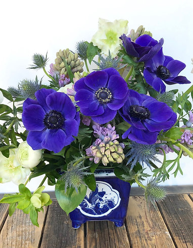 Petite European Floral Design