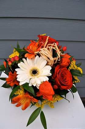 Thanksgiving Mixed Centerpiece