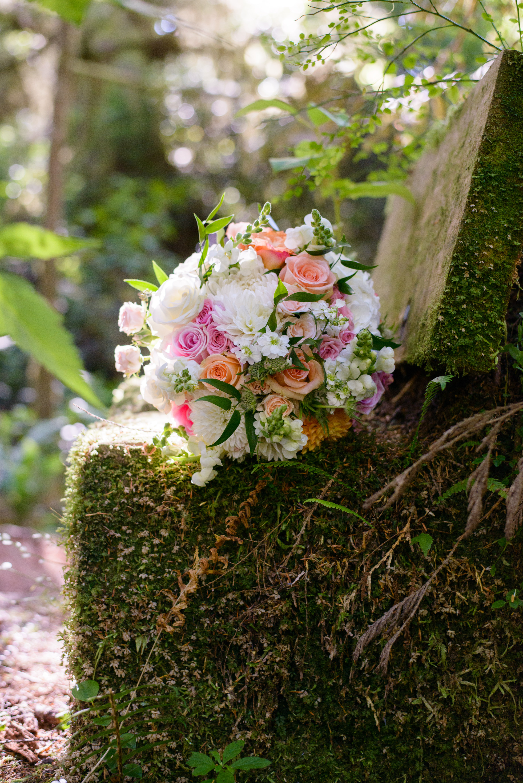 Garden Rose Wedding 4