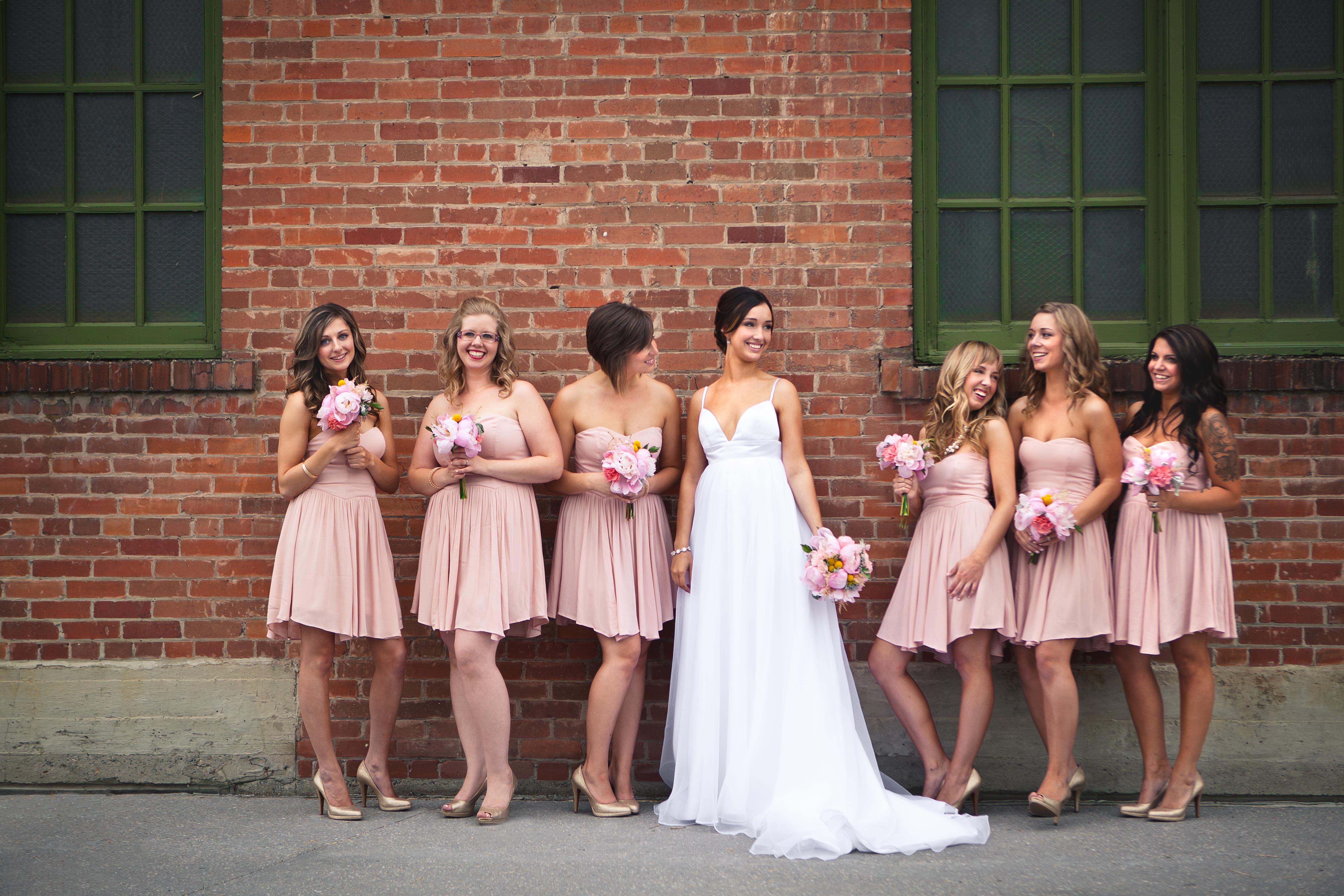 Pink Peony Wedding 1