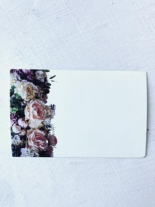Complimentary Mini Card
