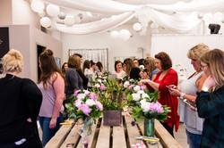 Wine & Design Floral Workshop