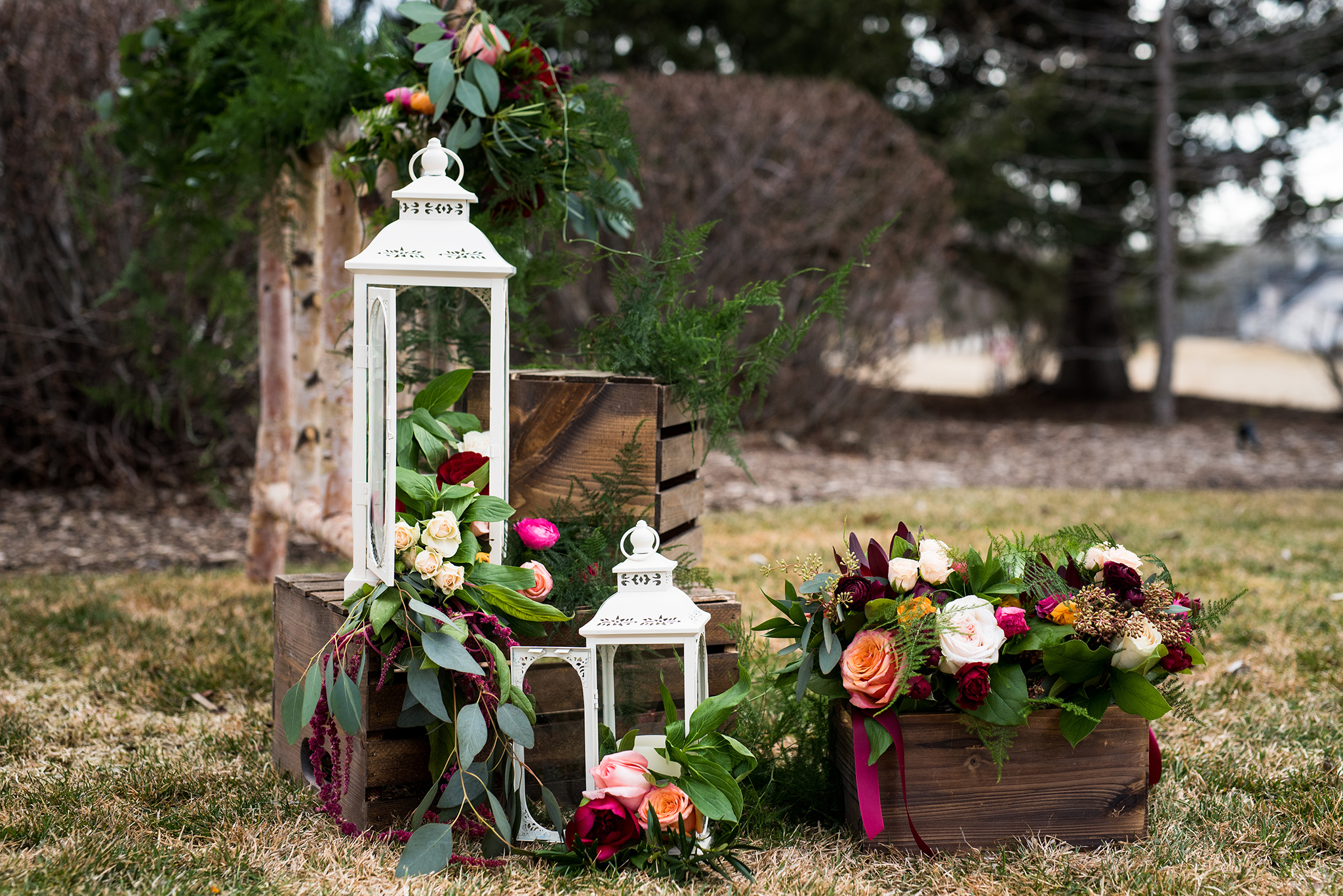 Rustic Garden Romance Paisley Photography 2