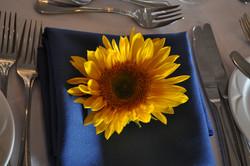 Napkin Sunflowers 2