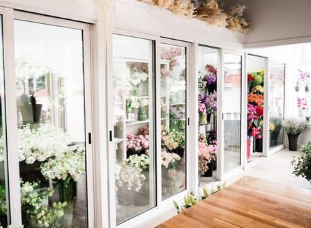 Sneak peak of our new flower gallery cooler!!!