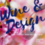 Wine & Design Calgary Flower Workshops
