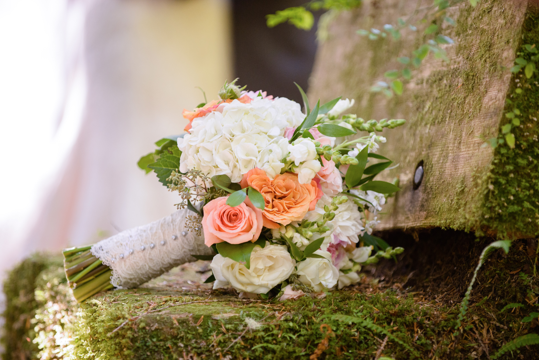 Garden Rose Wedding 2