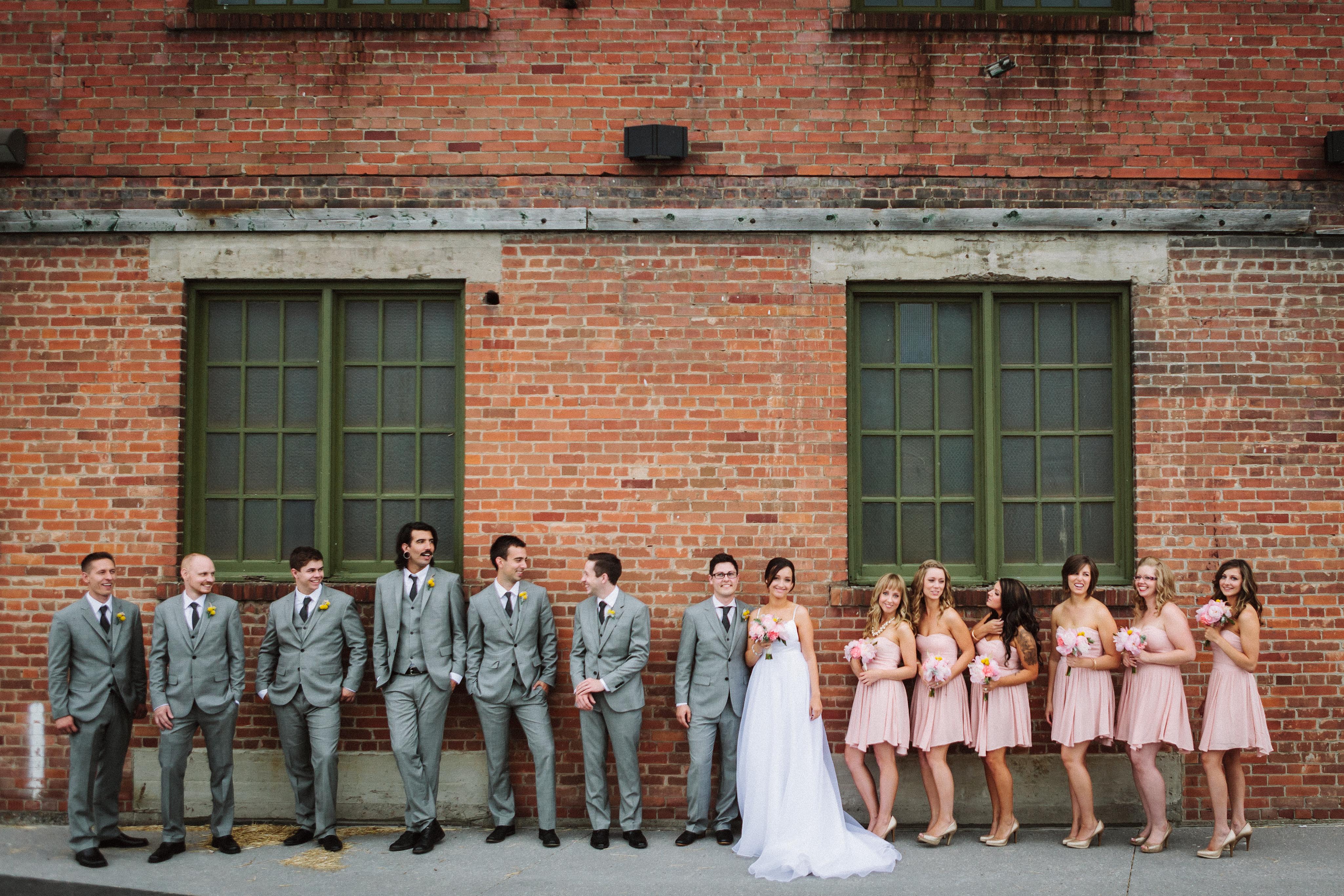 Pink Peony Wedding 2