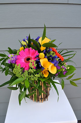 Mixed Garden Arrangement