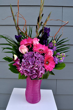 Pink & Purple Arrangement