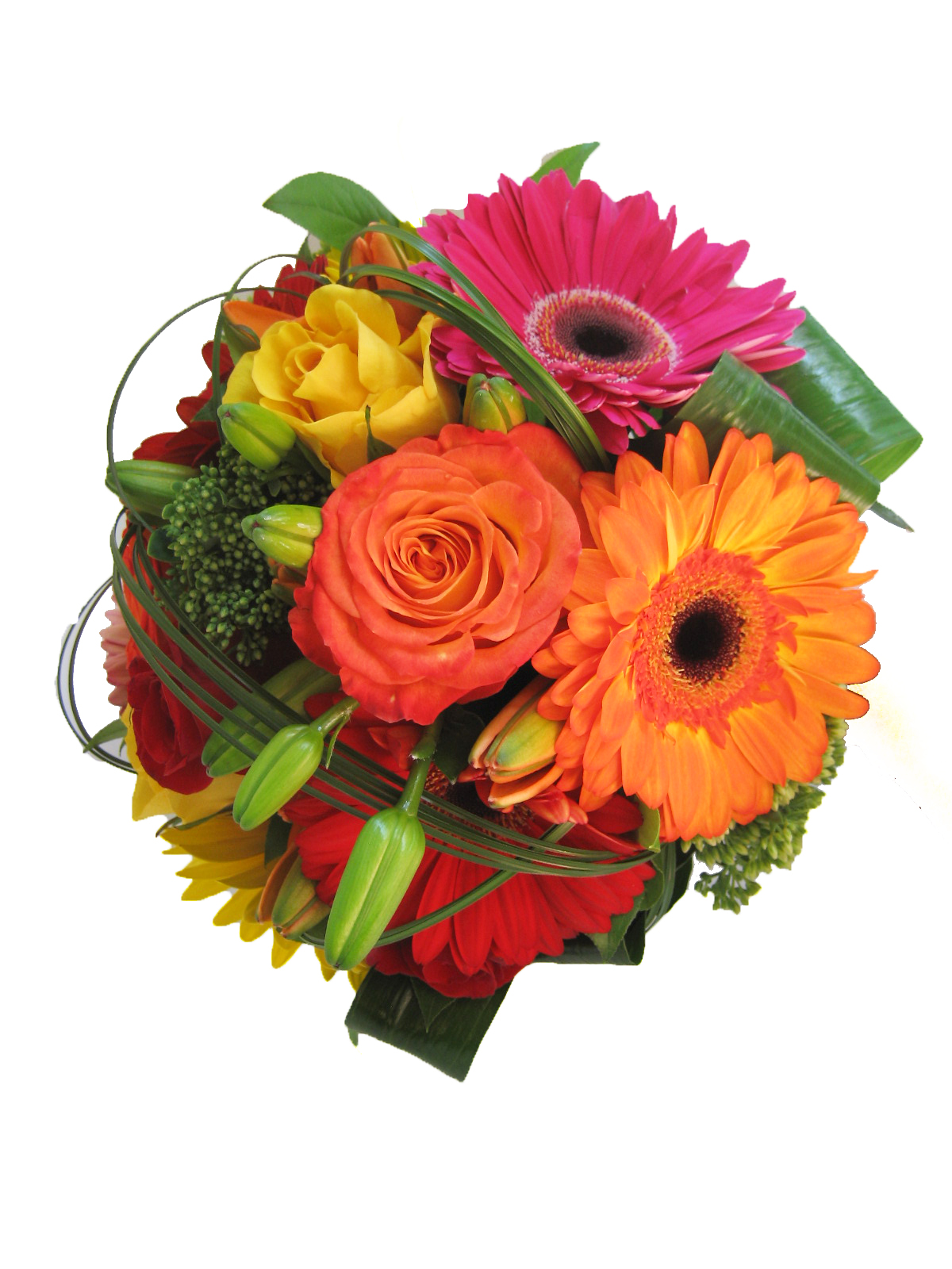 Bright Summer Bouquet